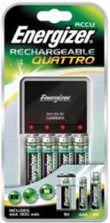 Energizer Quattro battery charger