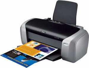 Epson D88 Plus printer
