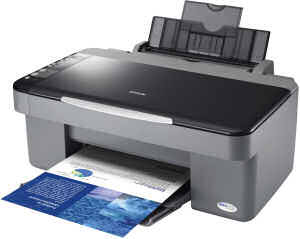 Epson DX4000 All-in-one printer