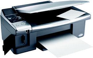 Epson DX 6000 printer