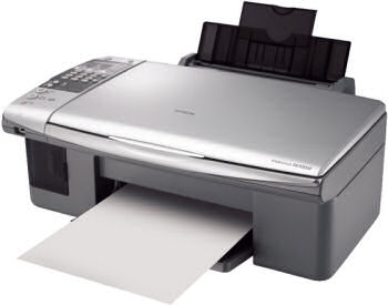 Epson Stylus DX7000F Multi-Function Printer