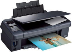 Epson Stylus DX7400 multi-function printer
