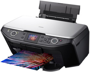 Epson RX585 All-In-One Inkjet Photo Printer