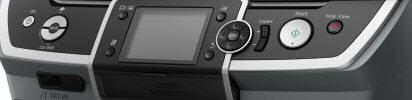 Epson Stylus R360 Printer control panel