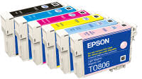 Epson Stylus R360 Printer Inks