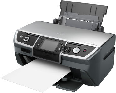 Epson Stylus R360 Printer