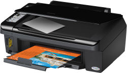 Epson Stylus SX200 all-in-one printer