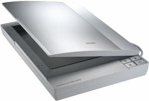 Epson V100 Scanner