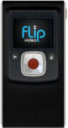 Flip Video - showing controls