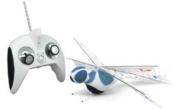 FlyTech Dragonfly remote control toy - with controller