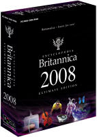 Encyclopedia Britannica 2008