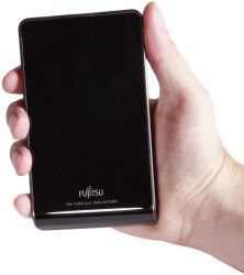 Fujitsu HandyDrive portable hard-disk