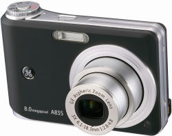 GE A835 Compact Digital Camera