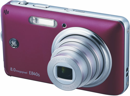GE-E840s compact digital camera