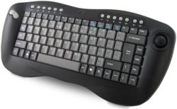Gizoo FK-760 wireless keyboard/mouse combination