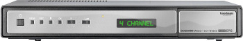 Goodmans GHDD8015F2 HDD video recorder