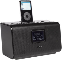 goodmans GWF101IP Internet WiFi Radio and iPod station