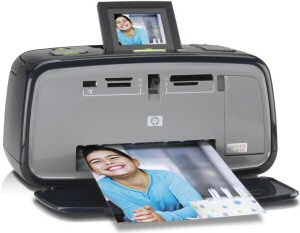 Hewlett Packard A618 Photo Printer