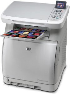 HP Colour Laser multi-function printer : CM1017