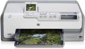 HP PhotoSmart D7160 printer