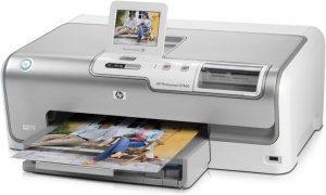HP D7640 6 ink photo printer