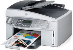 HP OfficeJet 7210