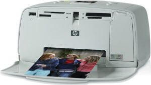 HP Photosmart 335 printer