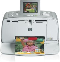 HP Photosmart 385 compact photo printer