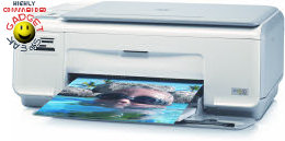 HP Photosmart C4280 all-in-one printer