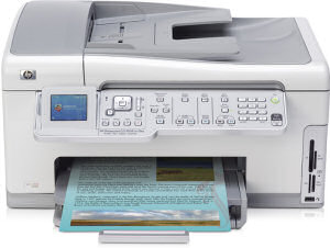 Hewlett Packard HP Photosmart C6180 multi-function printer