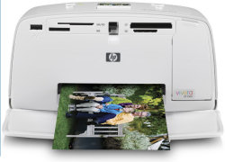 HP PhotoSmart A516 Photo Printer