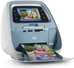 HP Photosmart A826 colour photo lab printer