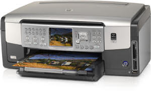 Hewlett Packard HP Photosmart C7180 multi-function printer