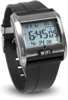WiFi Signal finding LCD watch