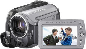 JVC Everio G Camcorder (GZ-MG155)