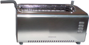 Kenwood Virtu Toaster