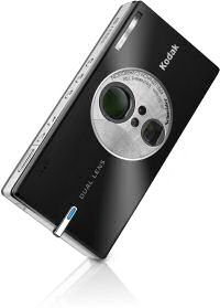 Kodak V610 dual lens digital camera