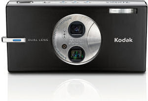 Kodak Dual lens V705 digital camera