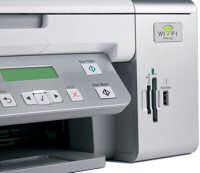 Lexmark X4550 multi-function wifi printer