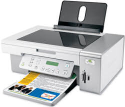 Lexmark X4550 wireless multi-function printer