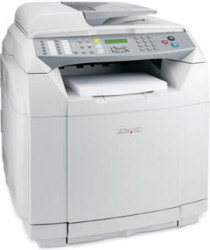 Lexmark X502n colour laser printer