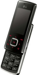 LG KG800 (chocolate) Mobile Phone
