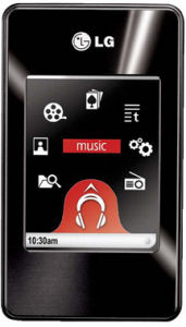 LG Touch Me FE37E4 MP 3 player