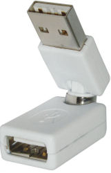 Lindy 360 degree swivel USB port