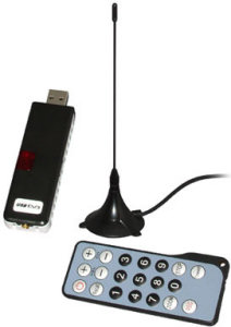 Lindy DVB-T 3420 Digital TV receiver for USB