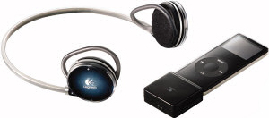 Logitech FreePulse wireless bluetooth headset