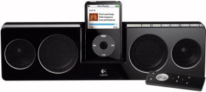 Logitech Pure-Fi Anywhere iPod speaker system