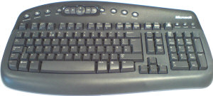 Microsoft Wireless Keyboard 1.1
