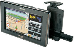 Mio C520t GPS Satellite Navigation