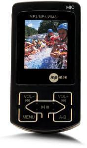 MPMan multi-media player